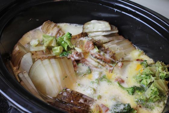 Scalloped Potatoes And Ham Crock Pot  Freezer Meal Recipe Ham and Scalloped Potatoes