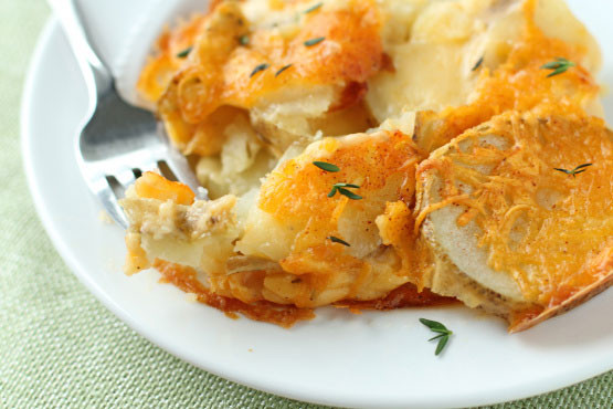 Scalloped Potatoes Recipe Easy And Quick  Easy Scalloped Potatoes Foodgasm Recipes