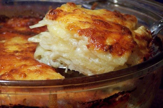 Scalloped Potatoes Recipe Easy And Quick  Scalloped Potatoes