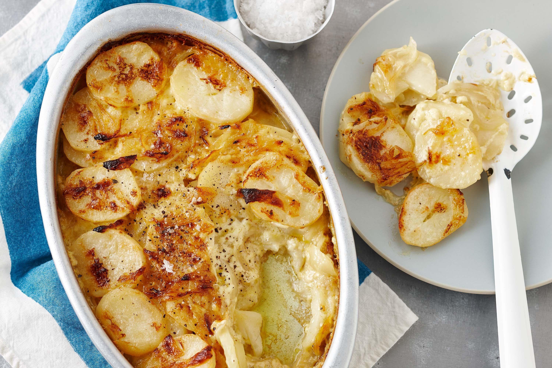Scalloped Potatoes Recipe  best scalloped potatoes
