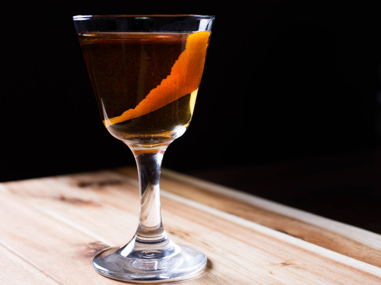 Scotch Whiskey Drinks  Rob Roy Recipe