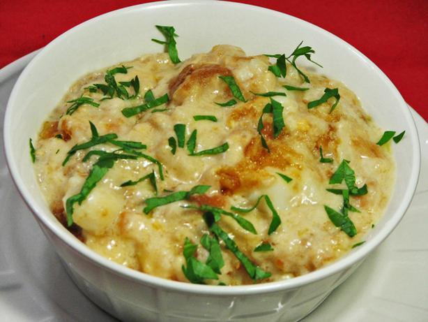 Seafood Casserole Recipe  Ritzy Seafood Casserole Recipe Food