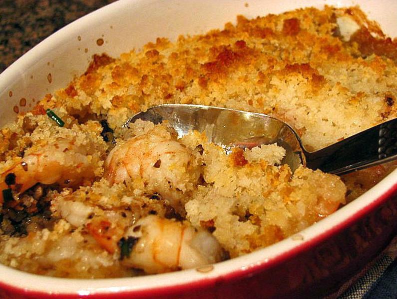 Seafood Casserole Recipe  Seafood Casserole
