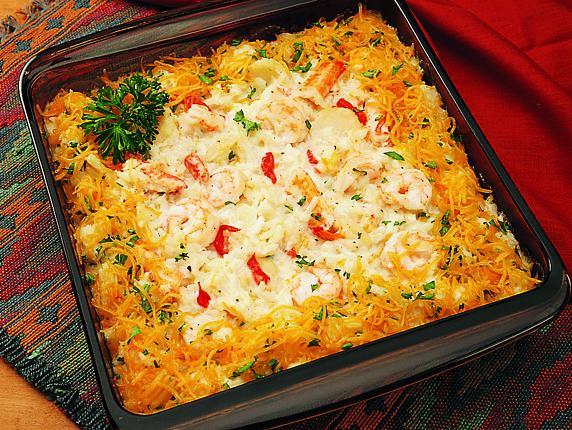 Seafood Casserole Recipe  Florida Seafood Casserole