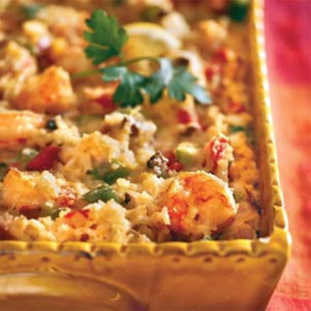 Seafood Casserole Recipe  Creamy Corn and Shrimp Casserole BigOven