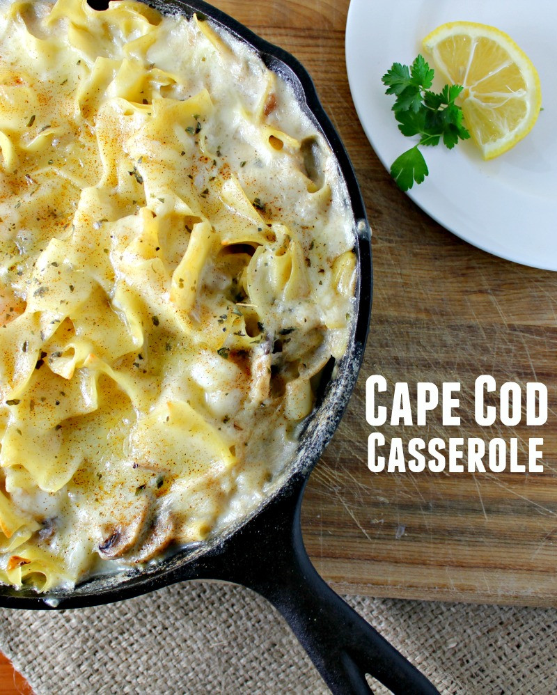 Seafood Casserole Recipes  An Easy Seafood Casserole Recipe Everyone Will Love
