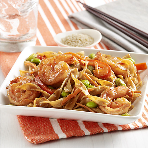 Seafood Pan Fried Noodles  Pan Fried Noodles with Shrimp