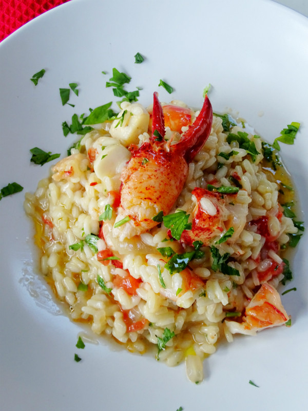 Seafood Risotto Recipe  risotto Archives Proud Italian Cook