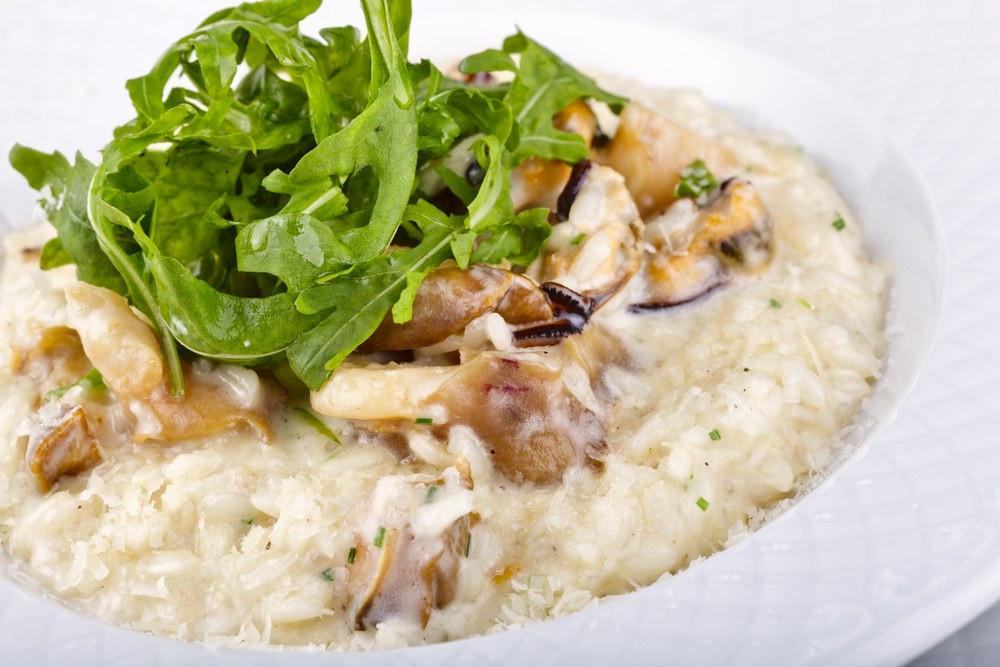 Seafood Risotto Recipe  Seafood Risotto recipe