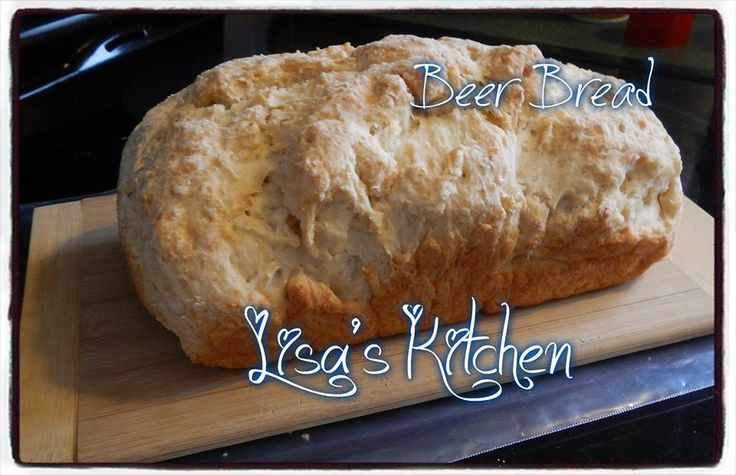 Self Rising Flour Bread Recipe  Beer Bread and Self Rising Flour