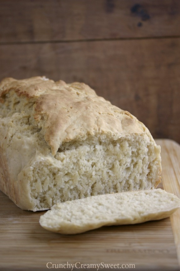 Self Rising Flour Bread Recipe  3 Ingre nt Beer Bread and 30 Great Sandwich Recipes