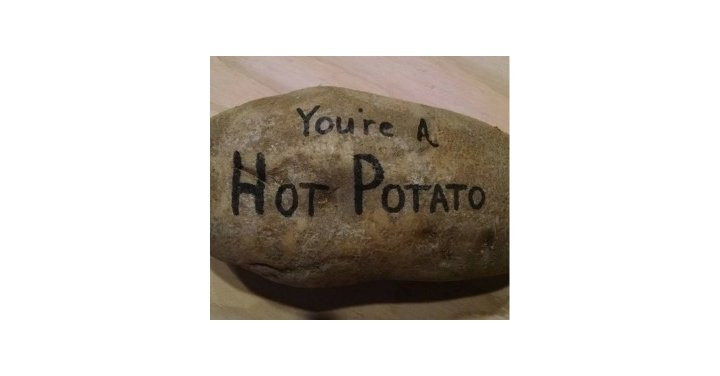 Send A Potato  Send someone a mystery potato