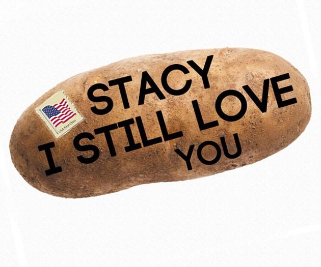 Send A Potato  Potato Parcel