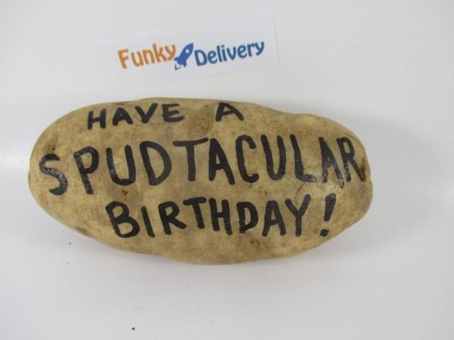 Send A Potato  Send a Potato ficial Site Funky Delivery