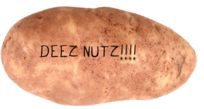 Send A Potato  Every single website that mails messages on potatoes