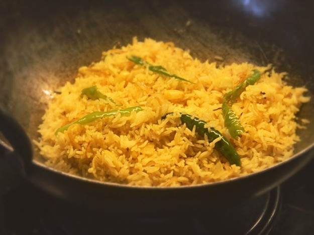 Serious Eats Fried Rice  Fodni Bhaat Indian Fried Rice Recipe