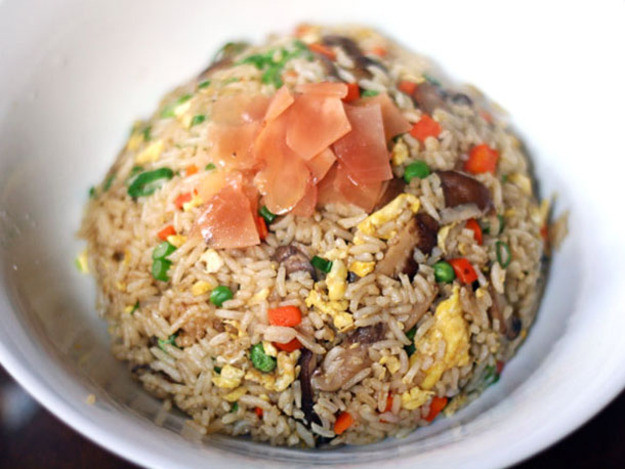 Serious Eats Fried Rice  Dinner Tonight Mushroom Fried Rice with Pickled Ginger