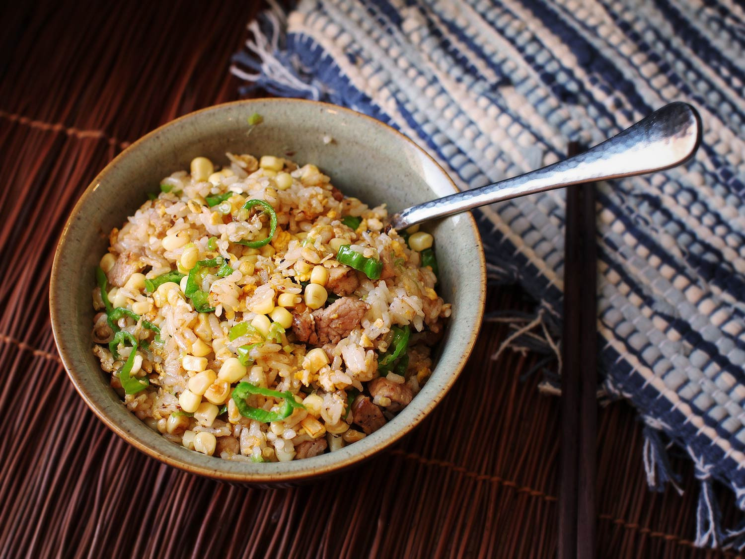 Serious Eats Fried Rice  bacon and egg fried rice serious eats