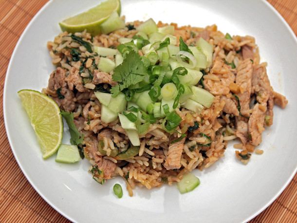 Serious Eats Fried Rice  Thai Style Fried Rice Recipe