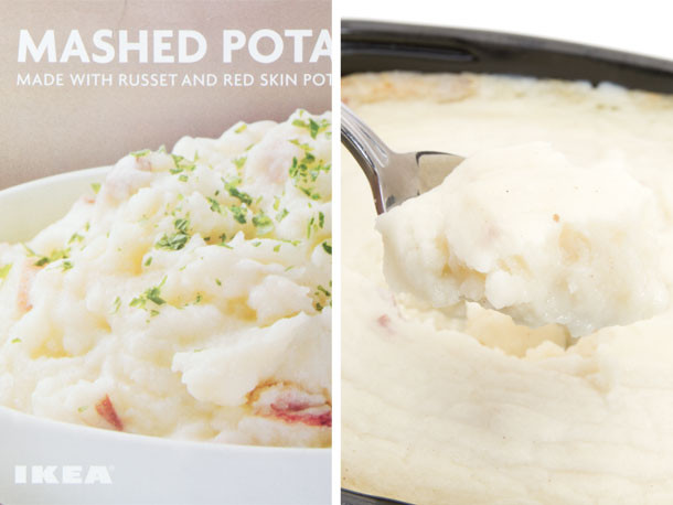 Serious Eats Mashed Potatoes  Gallery Taste Test Almost All of the IKEA Food