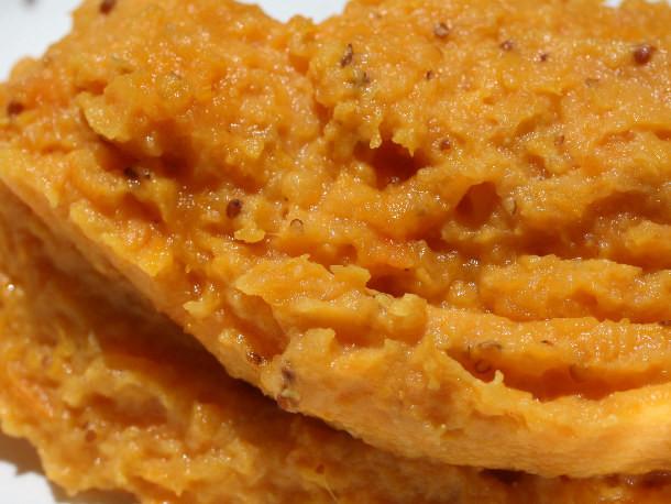 Serious Eats Mashed Potatoes  The Secret Ingre nt Maple Syrup Maple Mashed Sweet