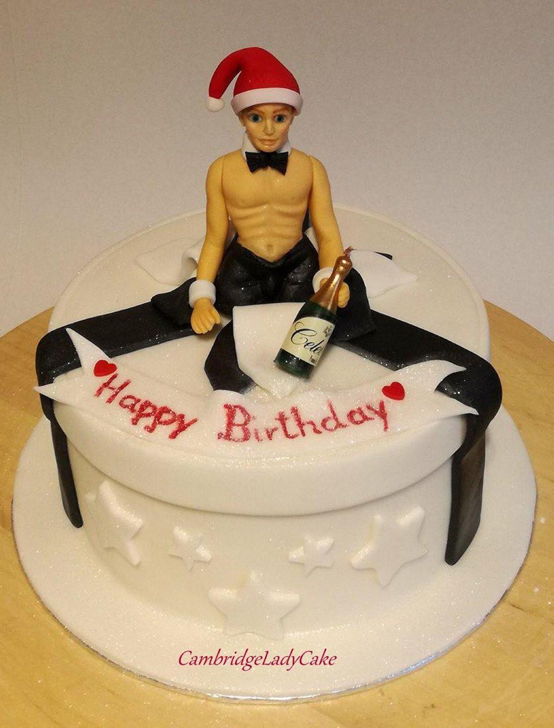 Sexy Birthday Cake  Birthday