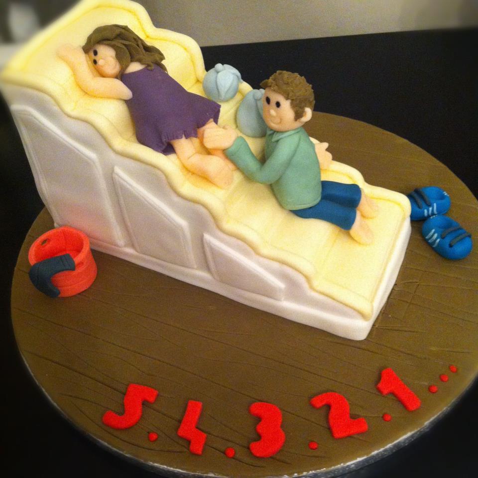 Sexy Birthday Cake  Birthday cakes for men photo and