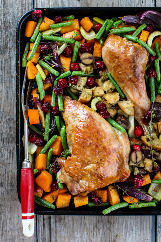 Sheet Pan Dinner  Sheet Pan Turkey Dinner