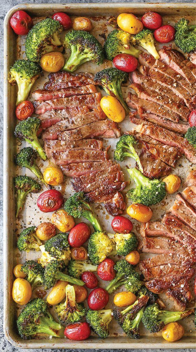 Sheet Pan Dinner Recipes  Favorite Sheet Pan Dinner Recipes