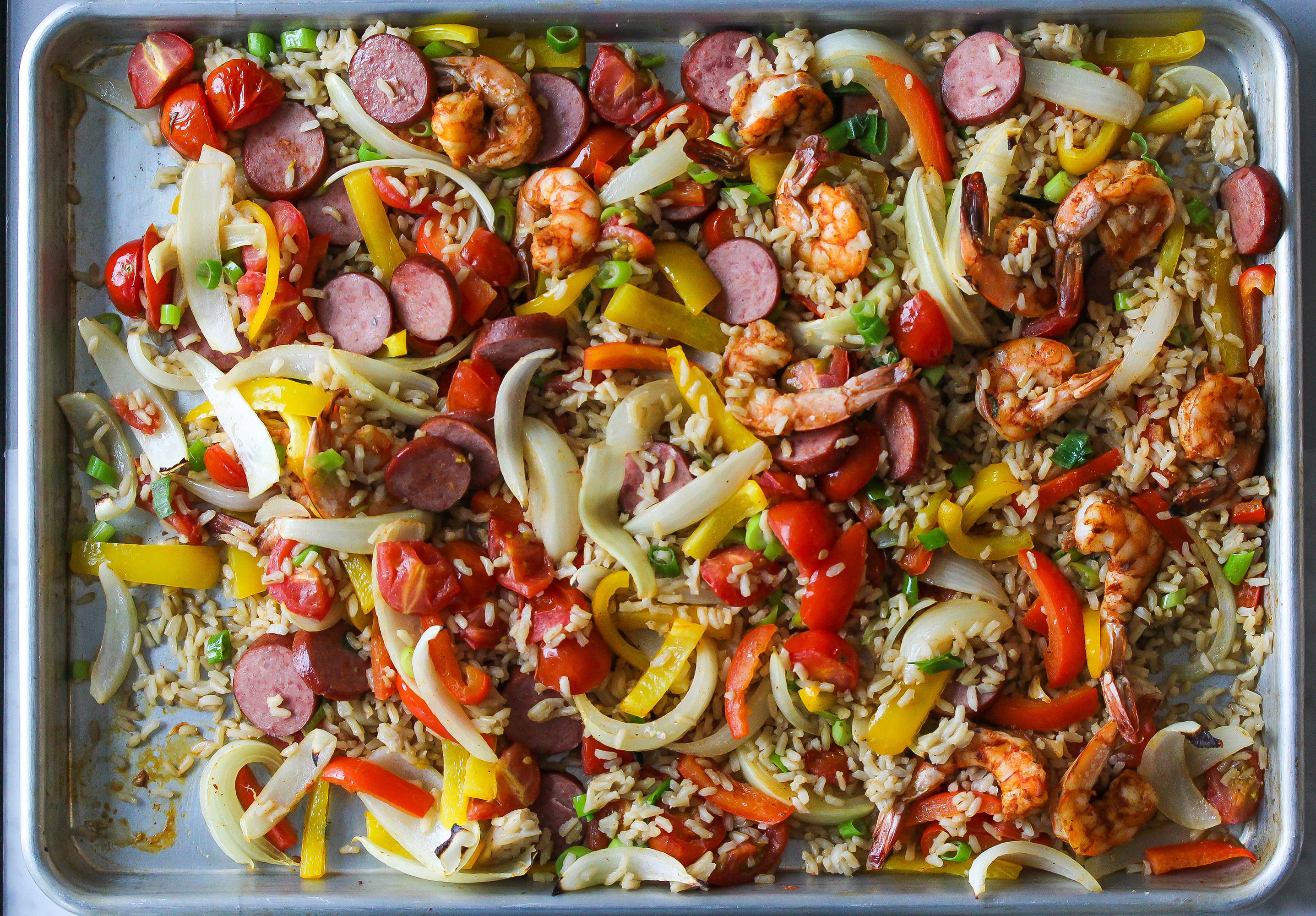 Sheet Pan Dinner  Sheet Pan Dinners Cooking Light