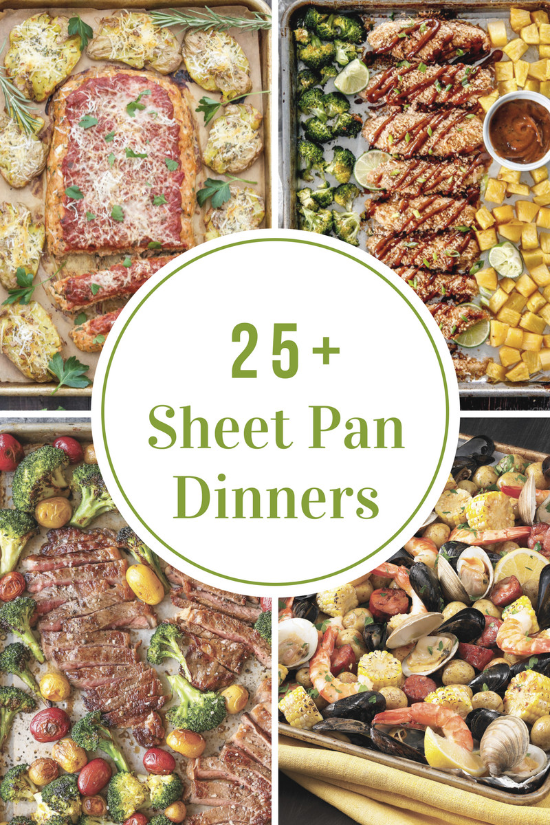 Sheet Pan Dinner  Sheet Pan Dinner Recipes The Idea Room