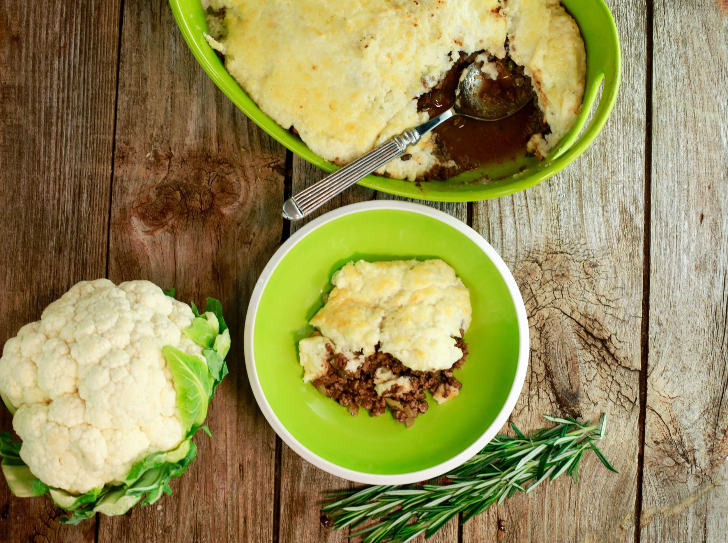 Shepherd'S Pie Rachael Ray  Cauliflower Topped Shepherd's Pie Rachael Ray