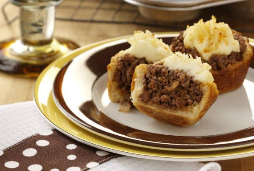 Shepherd'S Pie Wiki  Mini Shepherd s Pies Recipe by Taste of Home