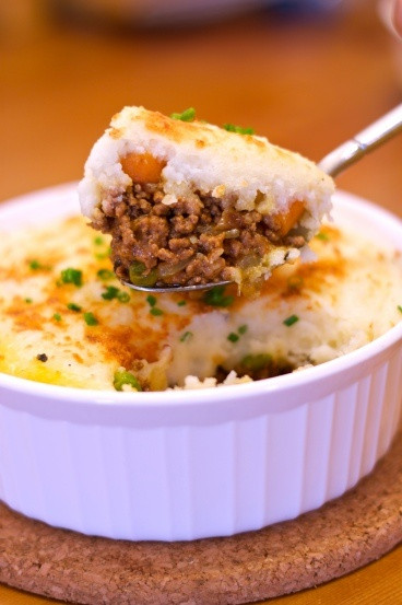 Shepherd'S Pie With Ground Beef  1000 images about Beef Shepherd s Pie on Pinterest