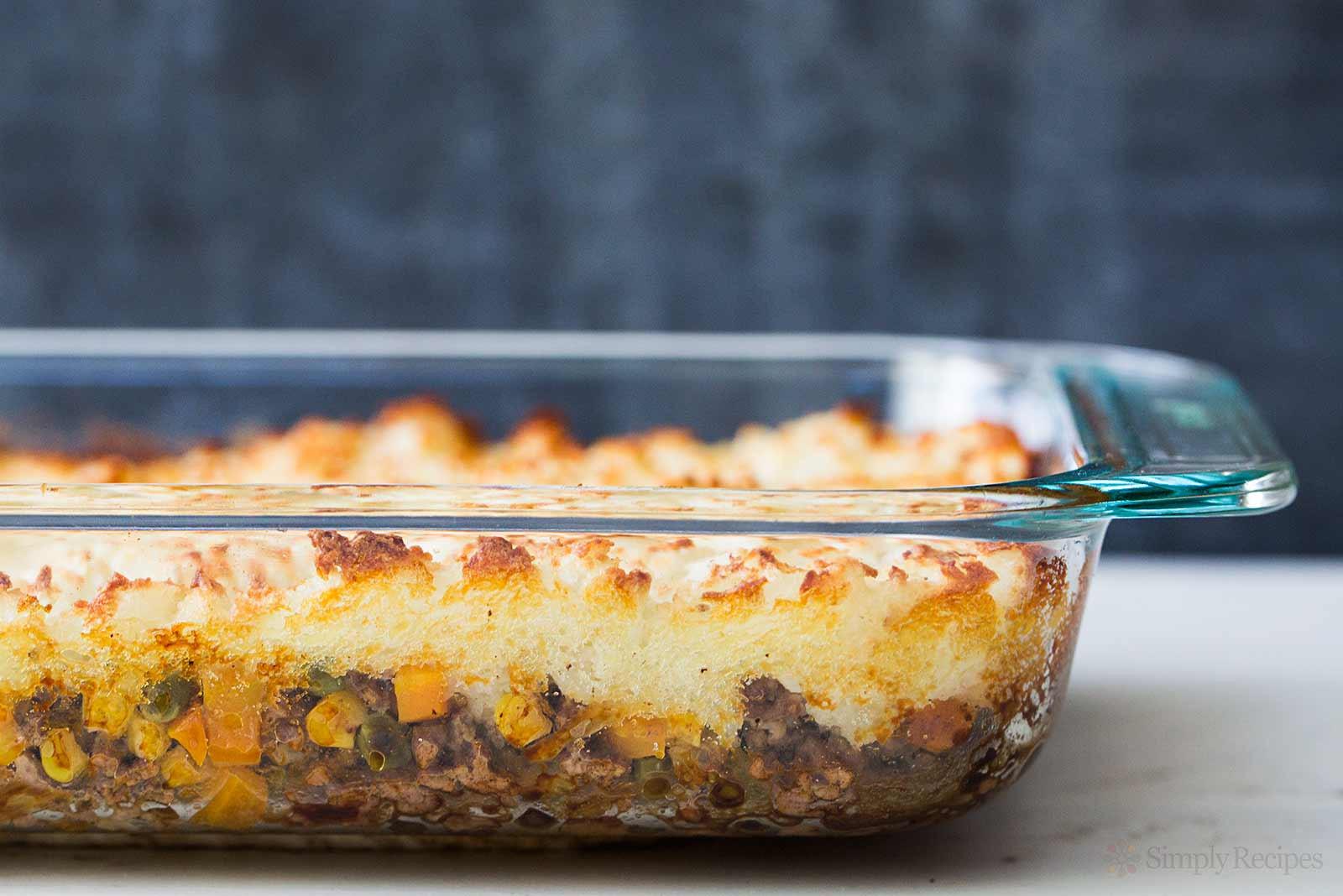 Shepherd'S Pie With Ground Beef  Easy Shepherd's Pie Recipe