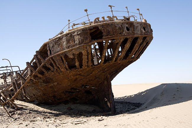 Ships Of The Dessert  Ghost Hunting Theories Lost Ship of the Desert
