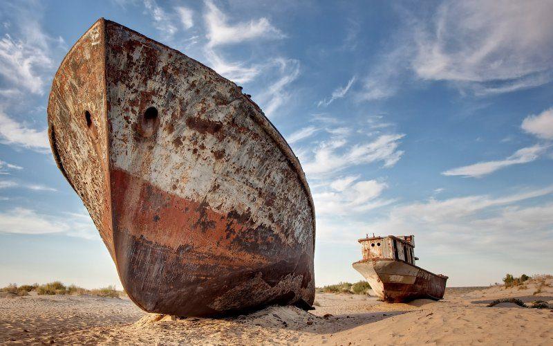 Ships Of The Dessert  Lost Ships of the Desert