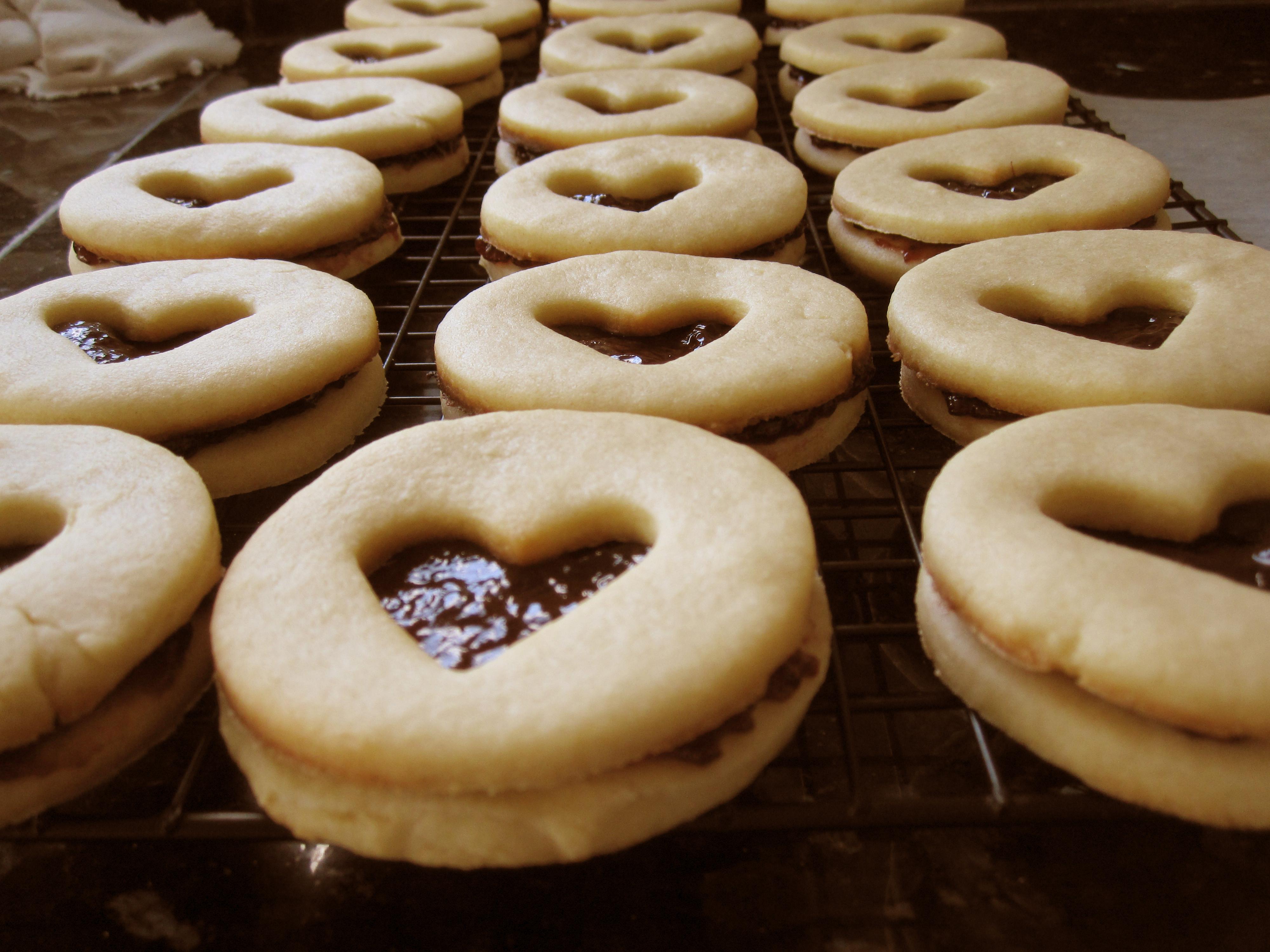 Shortbread Thumbprint Cookies  shortbread thumbprint cookies