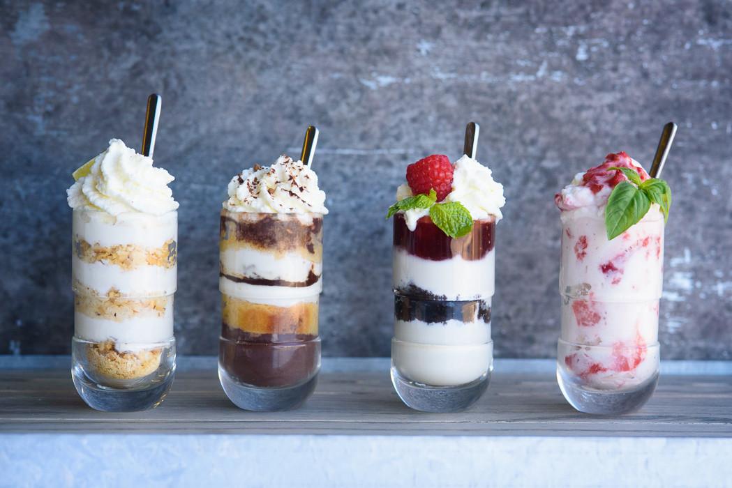 Shot Glass Desserts  Shot Glass Dessert Recipes Dani Meyer