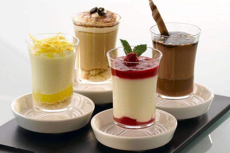 Shot Glass Desserts  Wedding Dessert Bar Ideas Royalcandy pany