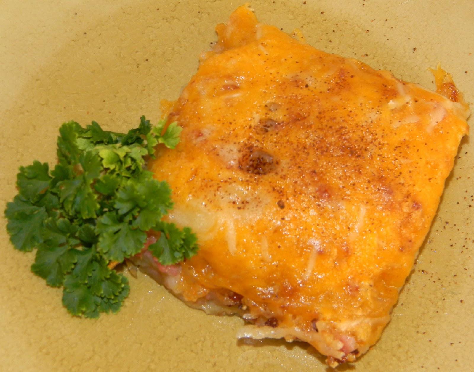 Shredded Potato Casserole  4 U Gluten Free Ham and Shredded Potato Casserole