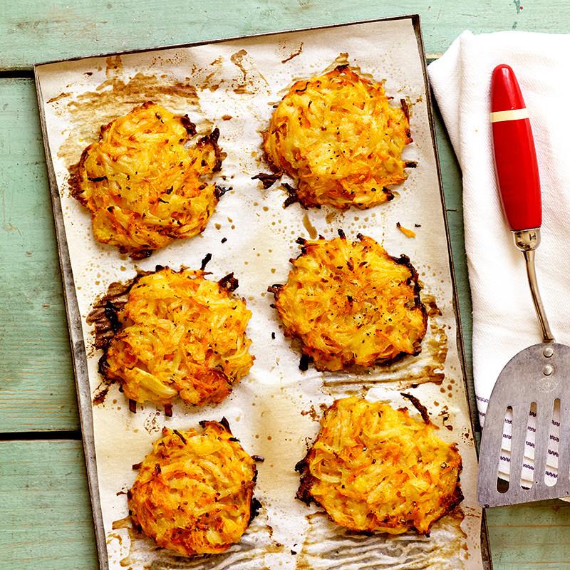 Shredded Potato Recipes  shredded potato cake recipes