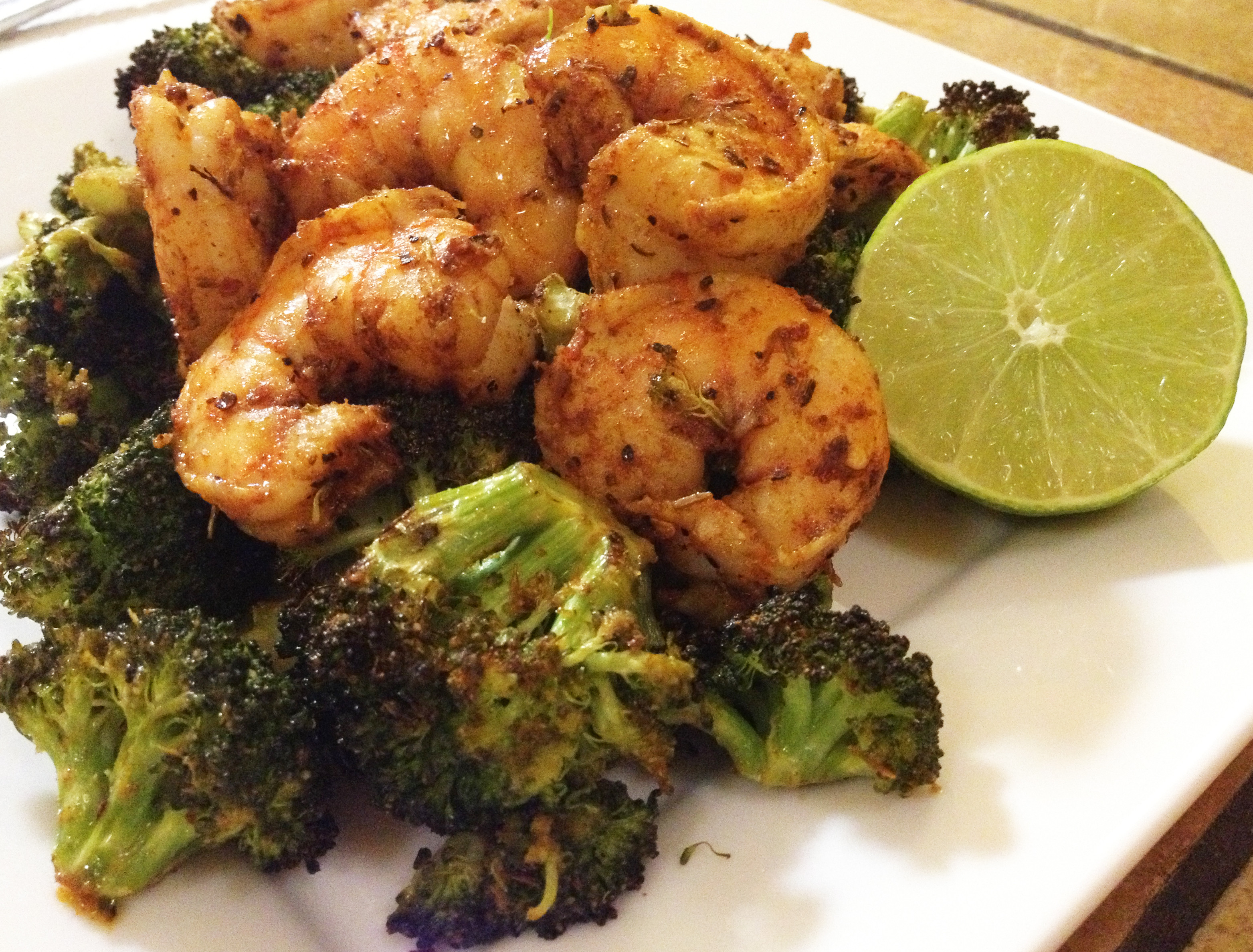 Shrimp And Broccoli  shrimp and broccoli meatified