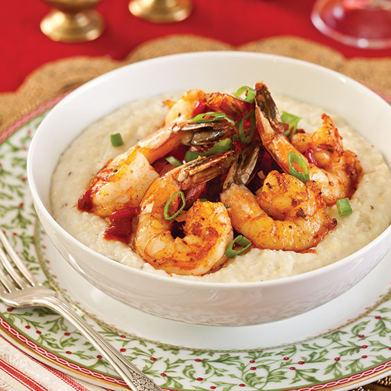 Shrimp And Grits Paula Deen  Lowcountry Shrimp and Grits Recipe Cooking with Paula Deen