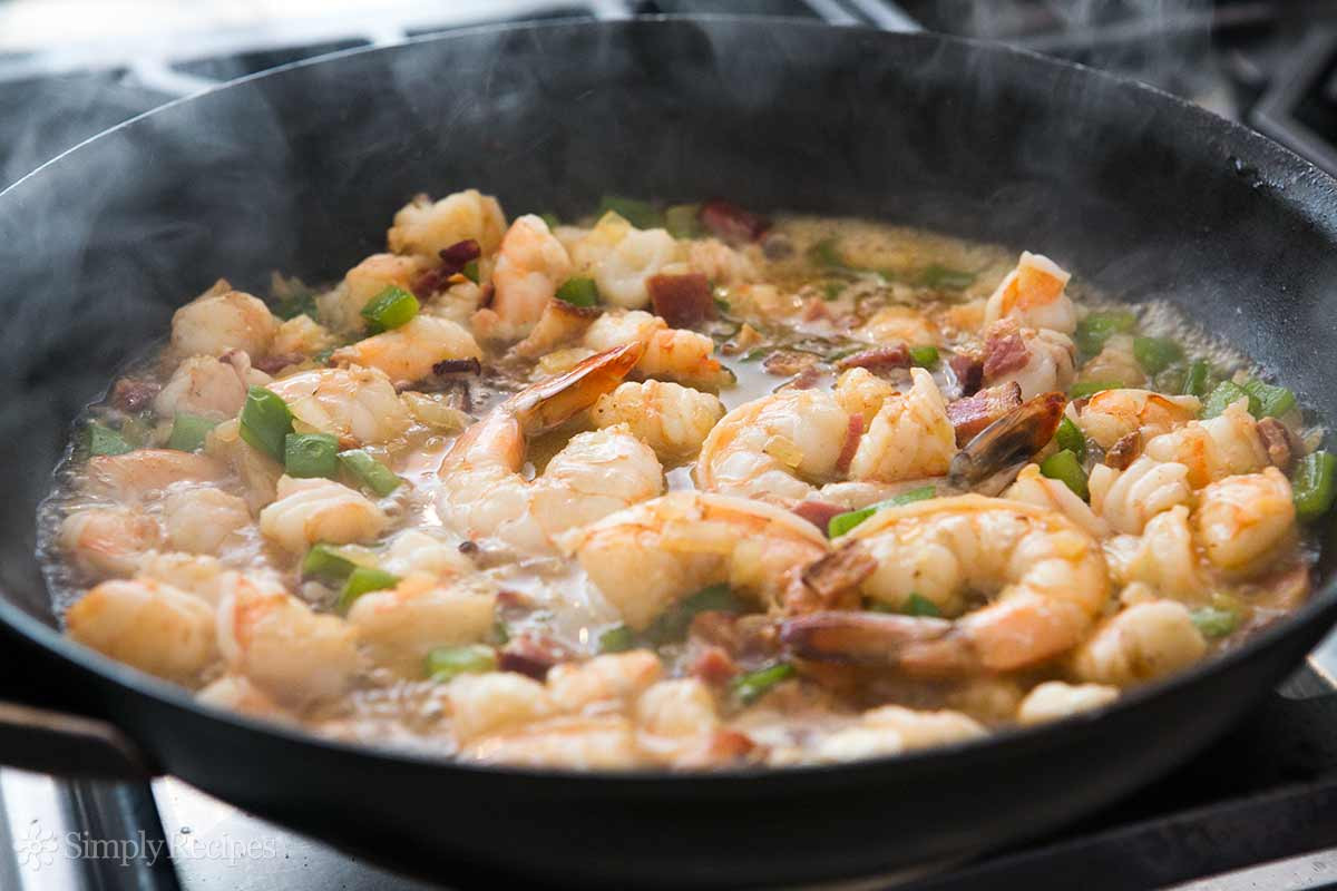 Shrimp And Grits Recipes  Shrimp and Grits Recipe