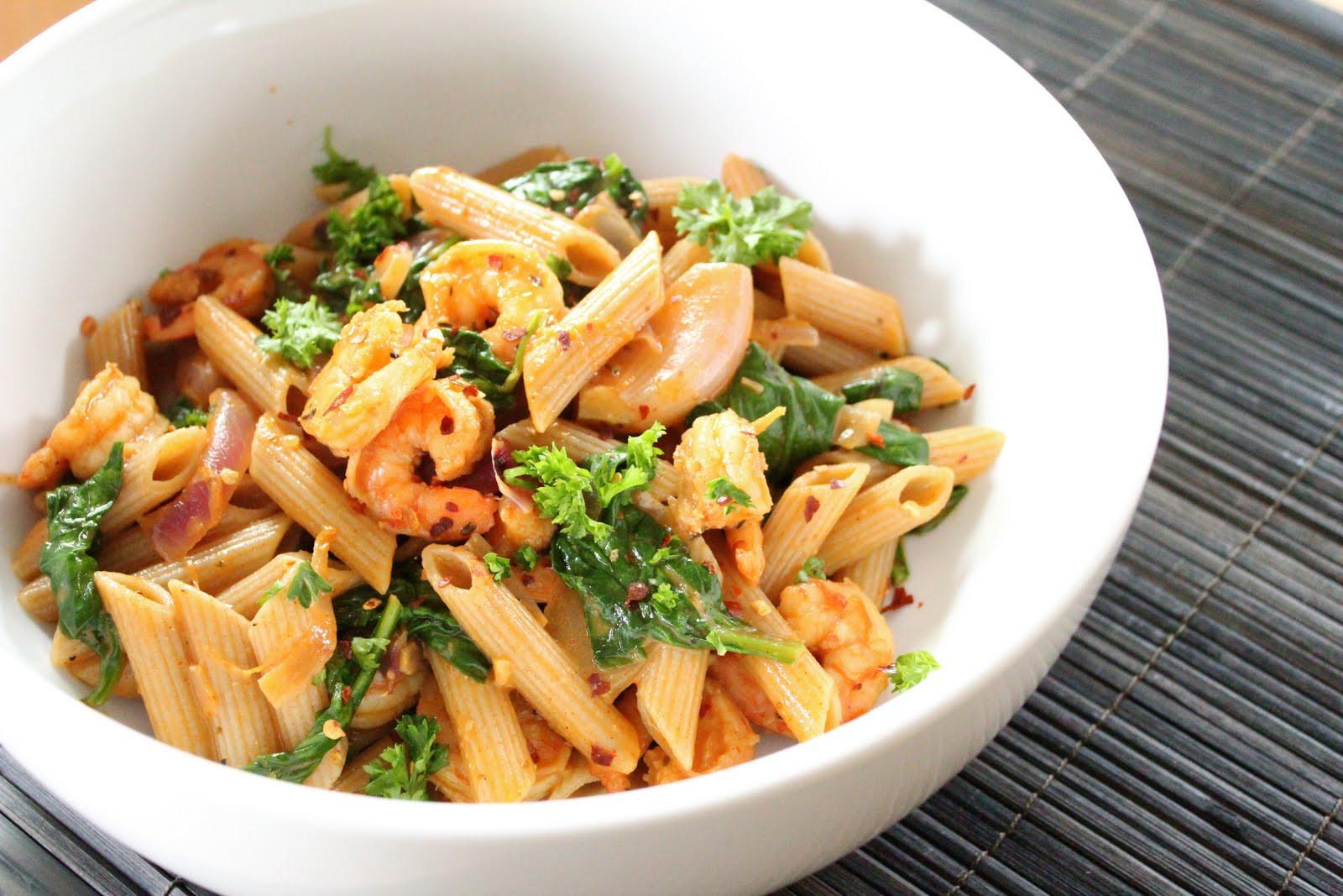 Shrimp And Pasta Dishes  Cajun shrimp pasta