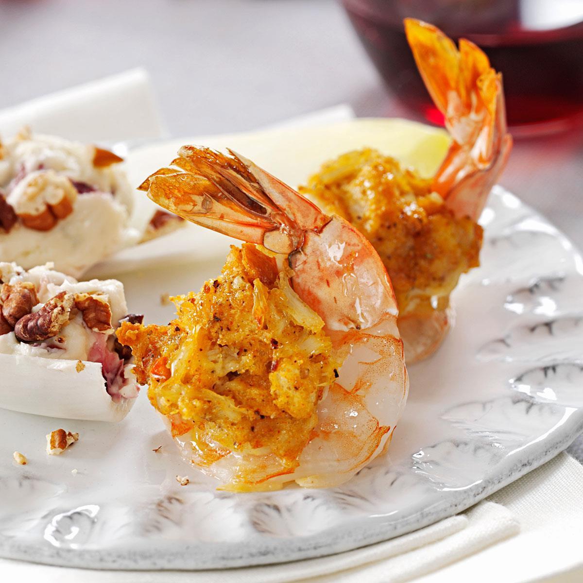 Shrimp Appetizer Recipes  Stuffed Shrimp Appetizers Recipe