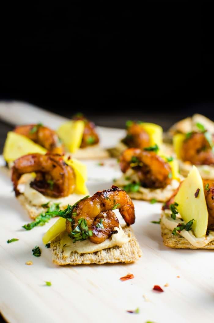 Shrimp Appetizer Recipes  Mango and Grilled Shrimp Appetizers