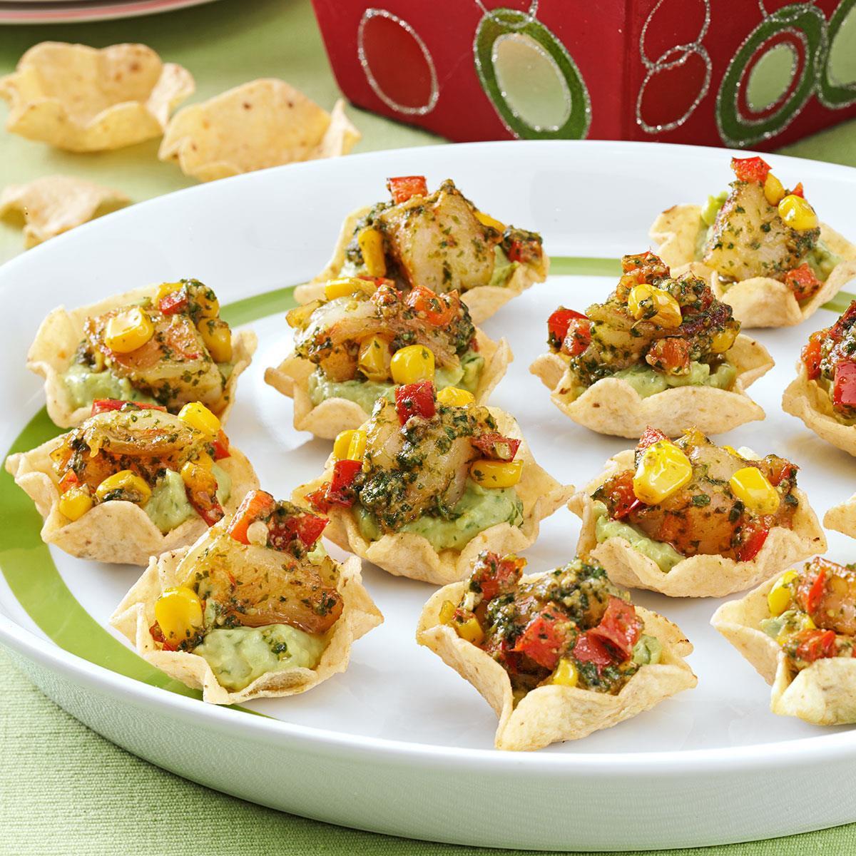 Shrimp Appetizer Recipes  Guacamole Shrimp Appetizers Recipe