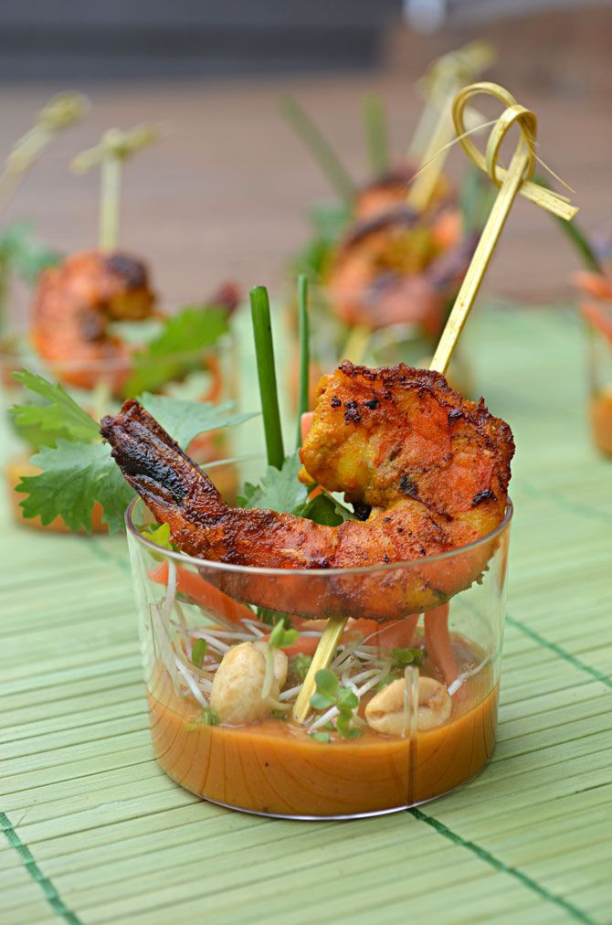 Shrimp Appetizers Food Network  269 best images about seafood amuse bouche and assorted